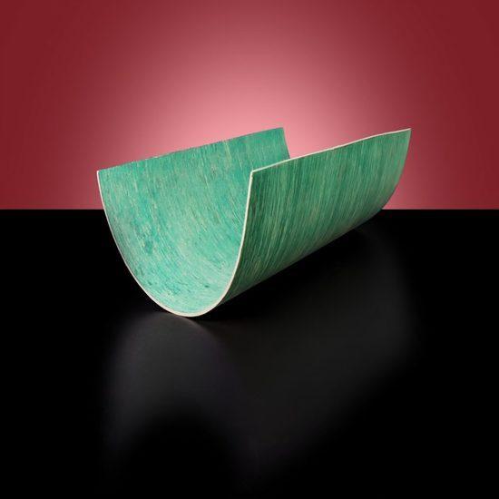 Papelão Hidráulico Verde